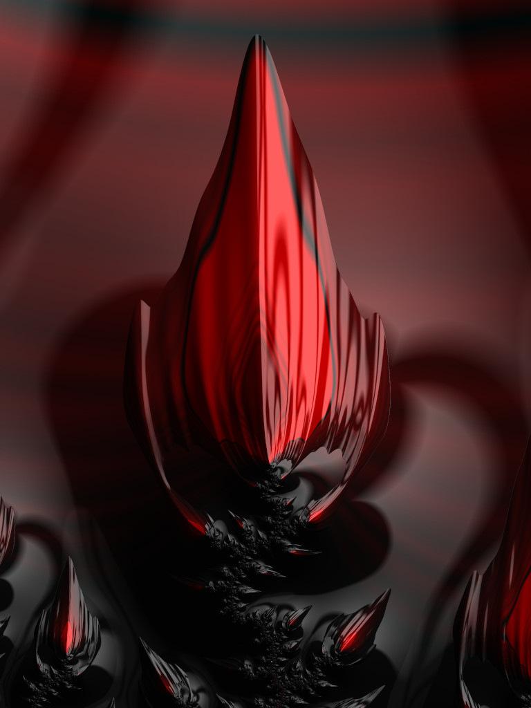 Red Protoss Shard