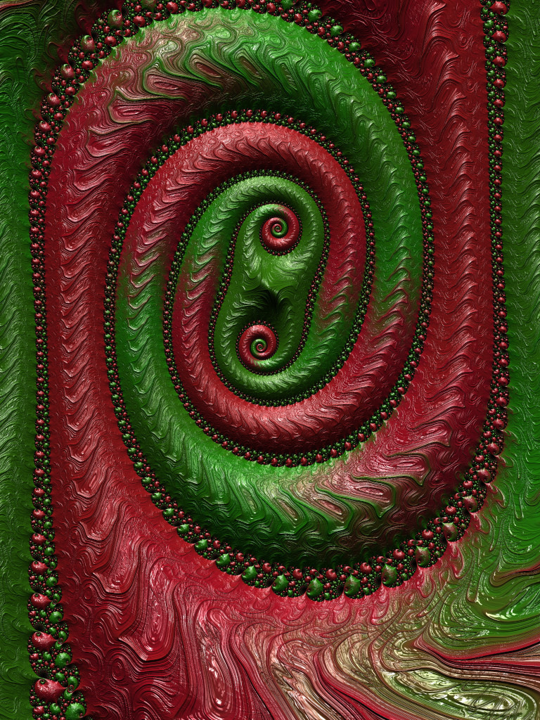 Xmas Red Green I