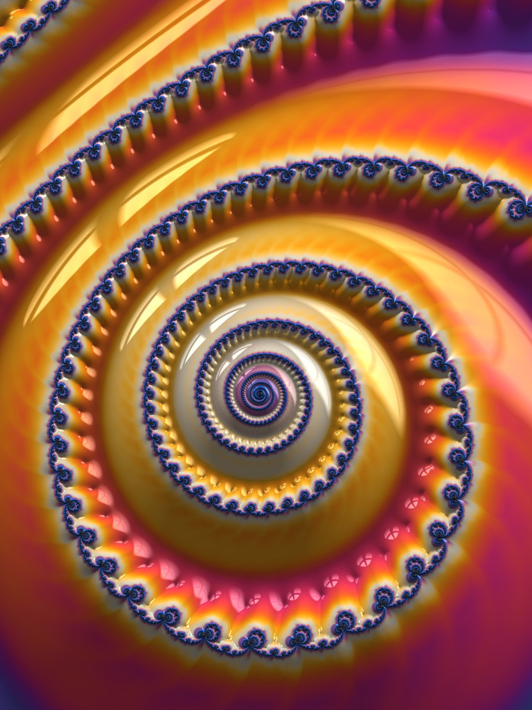 Never-Ending Spiral I