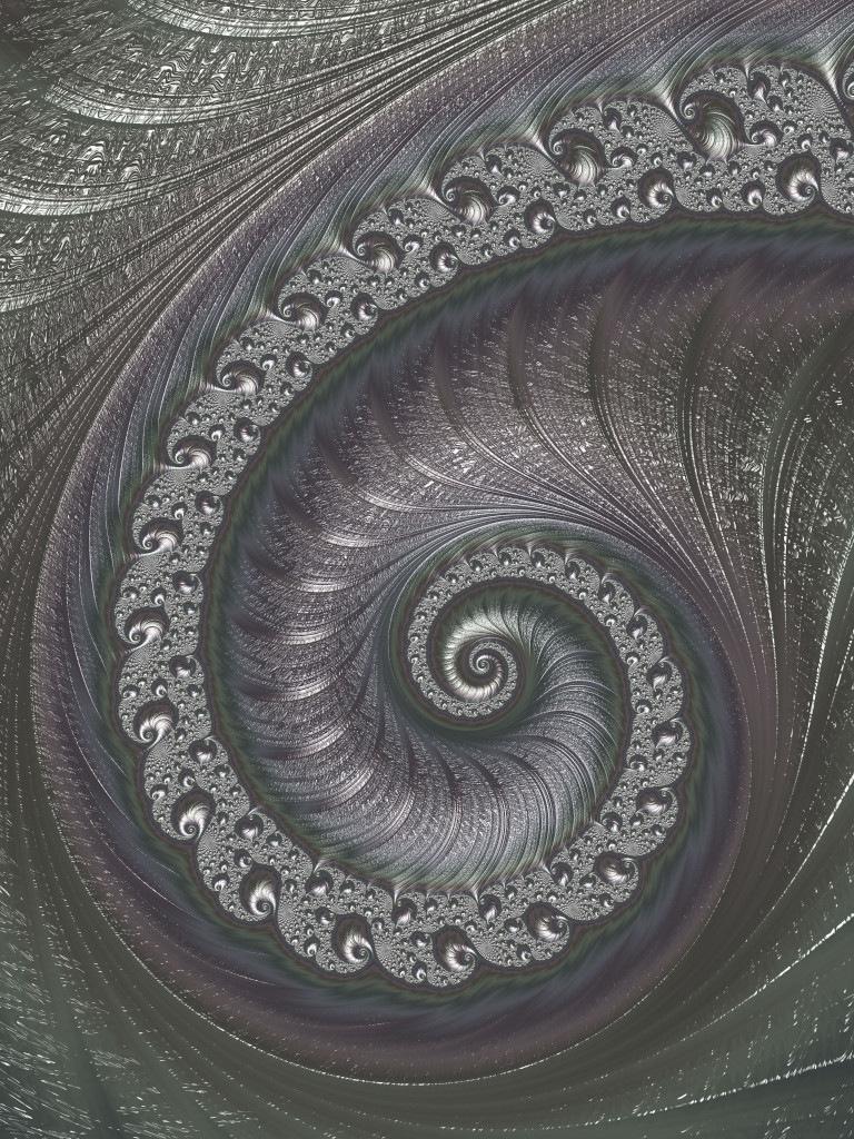 Moonlight Pearl Spiral