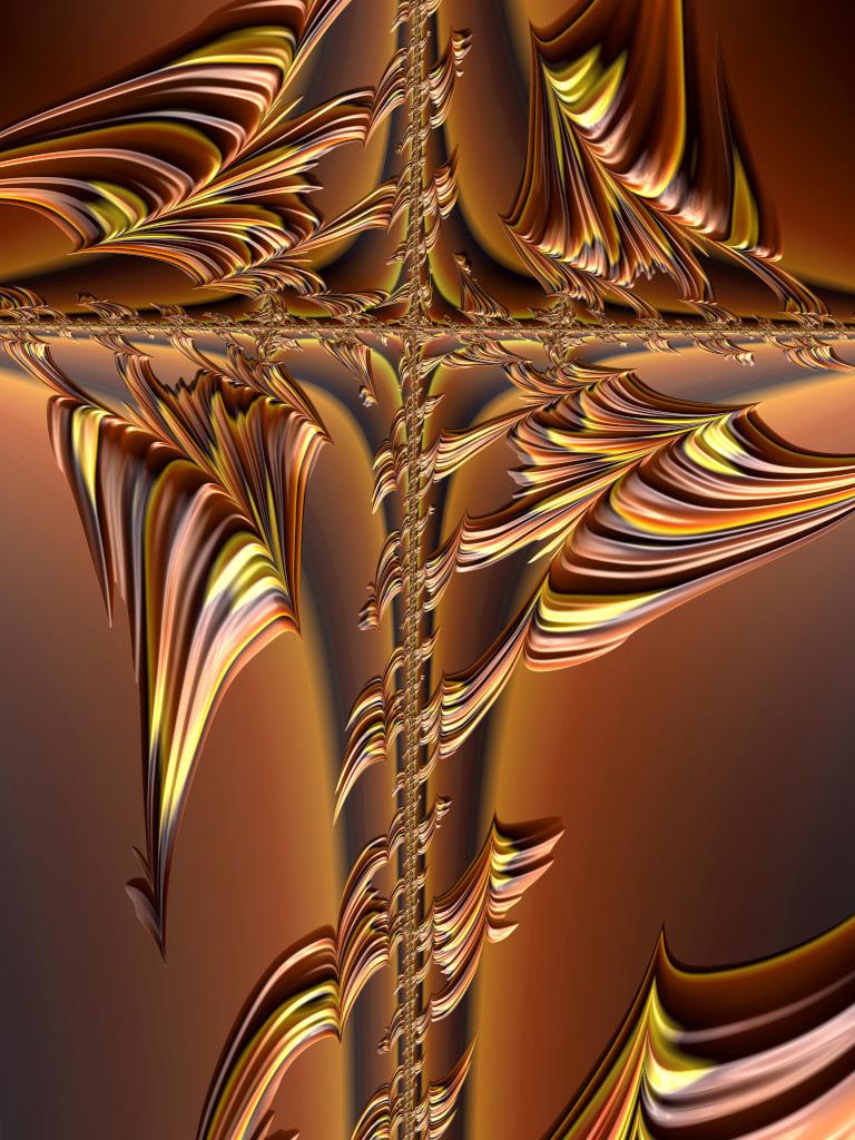 Fractal Impressionism