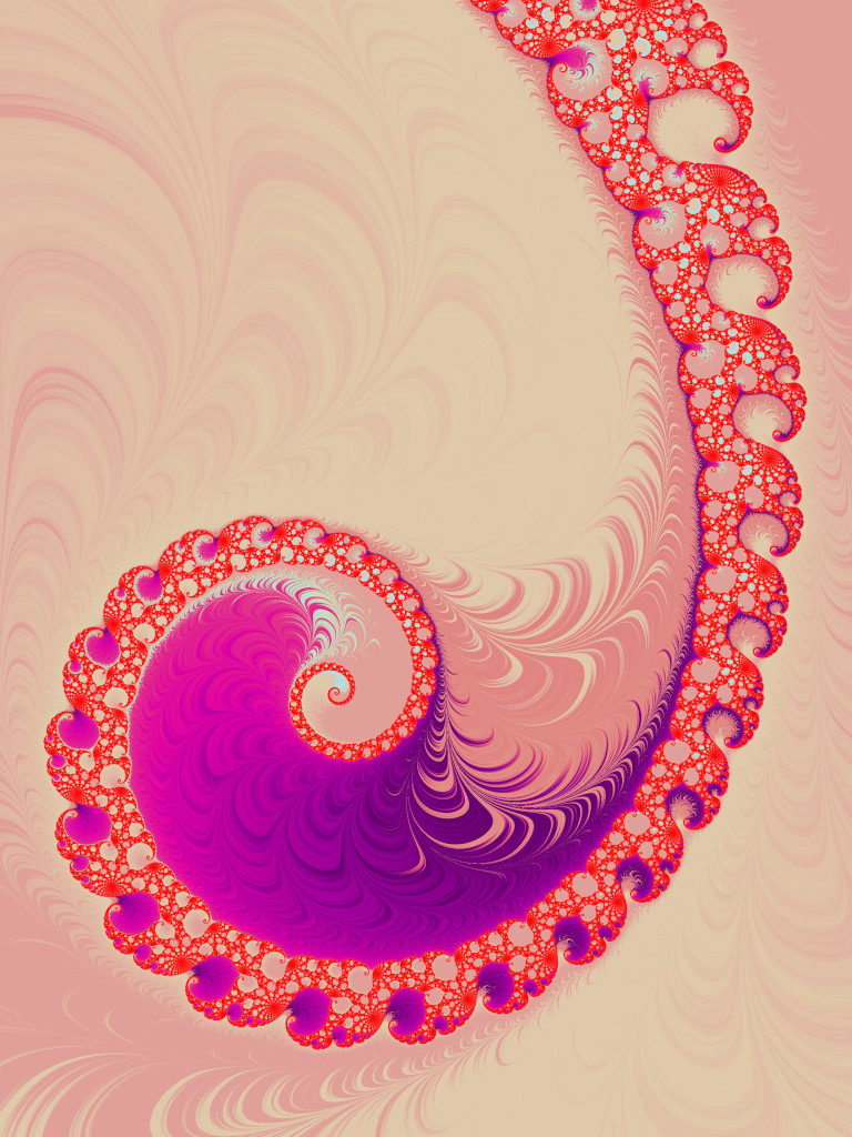 Elegance Spiraled Downward
