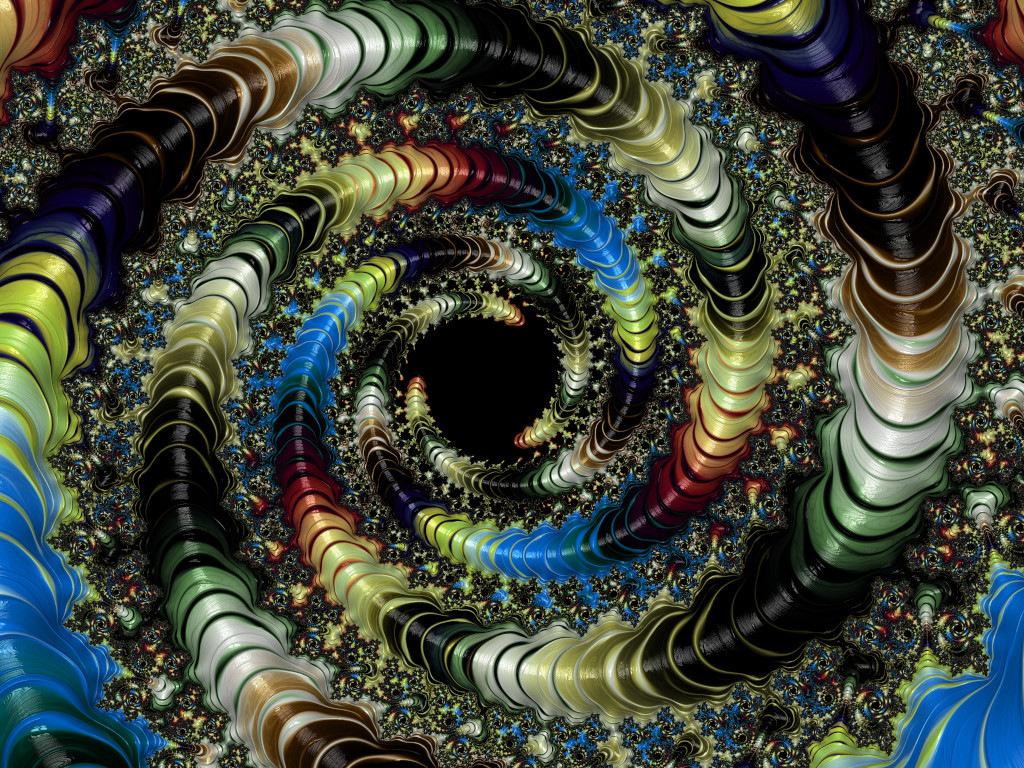 Shake Black Hole