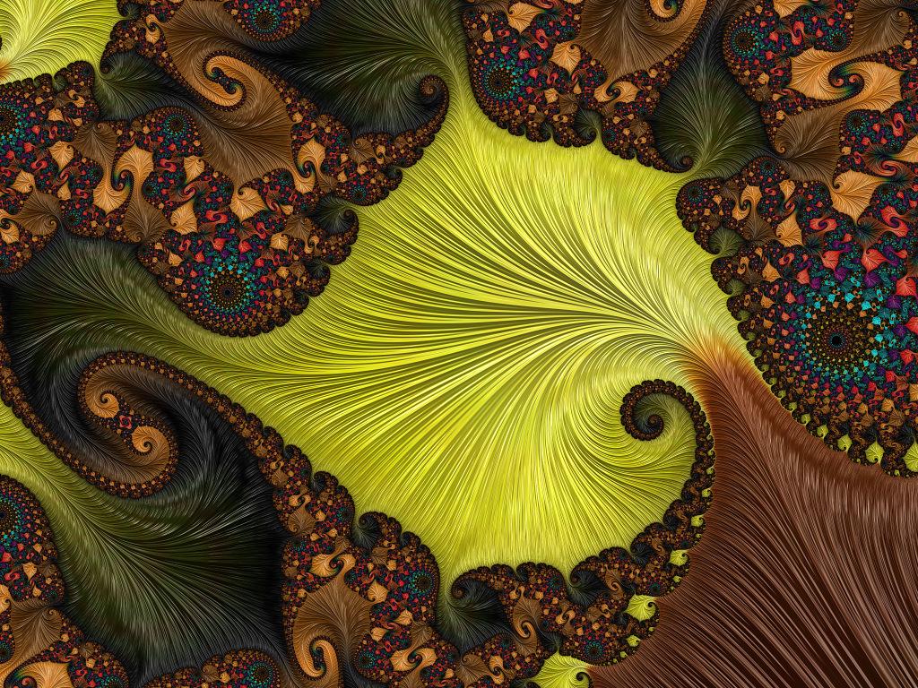 Leafy Spiral